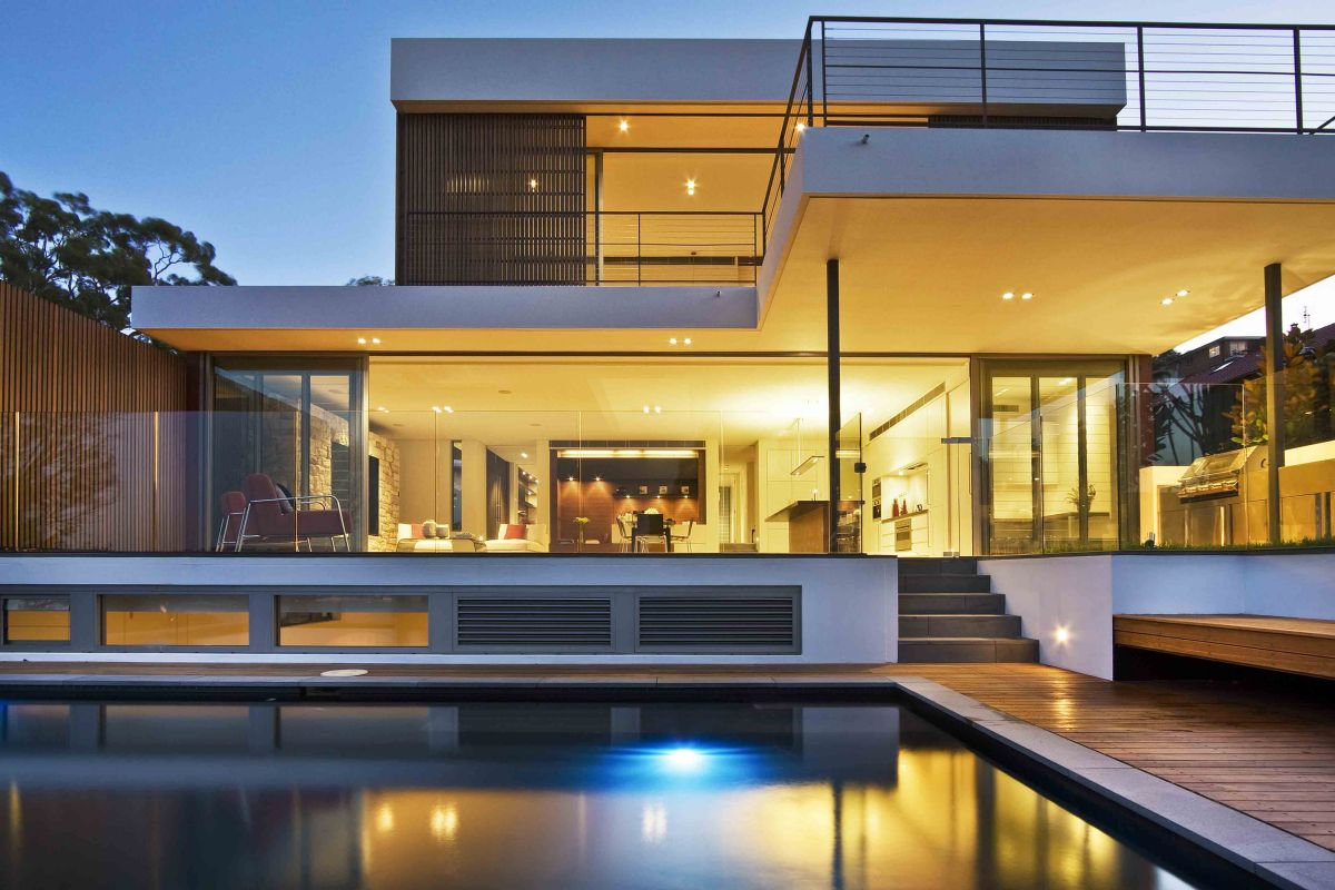 Mosman House by Corben Architects