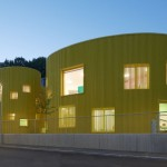 Tellus Nursery School by Tham & Videgård Architects