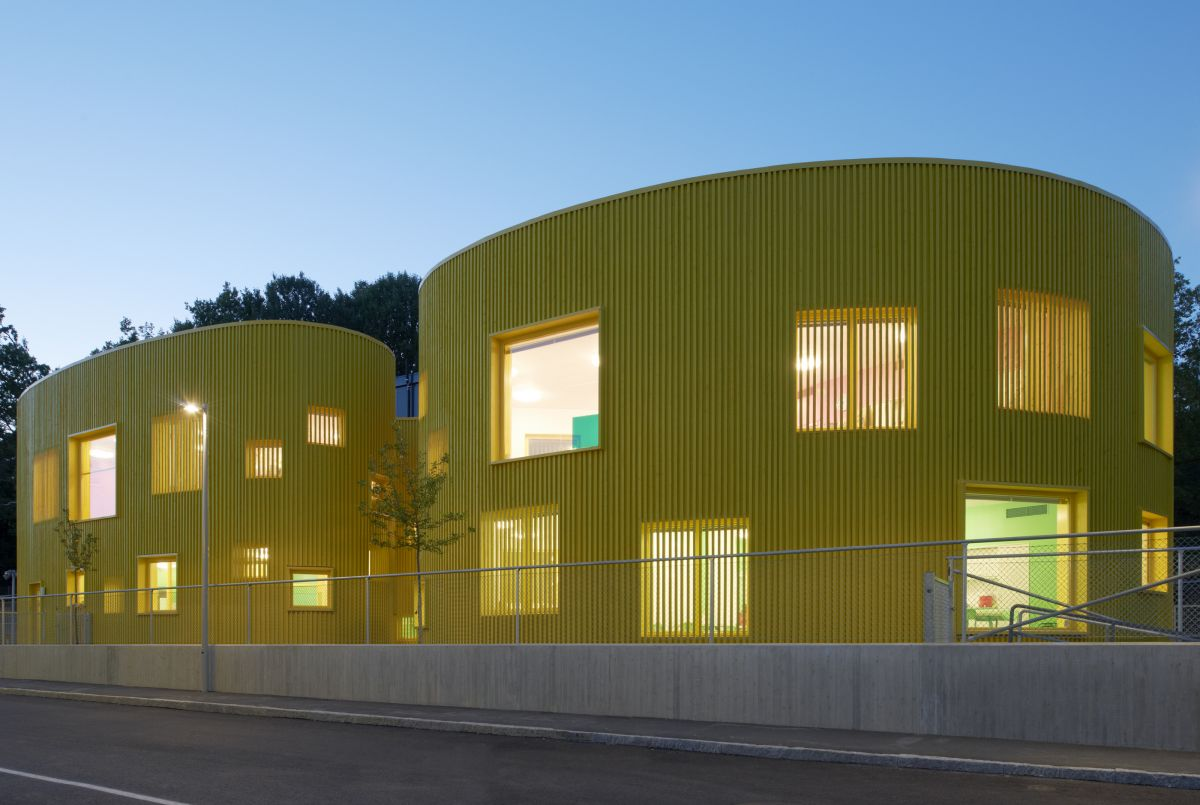 Tellus Nursery School by Tham & Videgård Architects » CONTEMPORIST