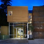 The Mad Park Residence by Vandeventer + Carlander Architects