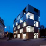 The NIK Building by Ate­lier Thomas Pucher & Alfred Bram­berger