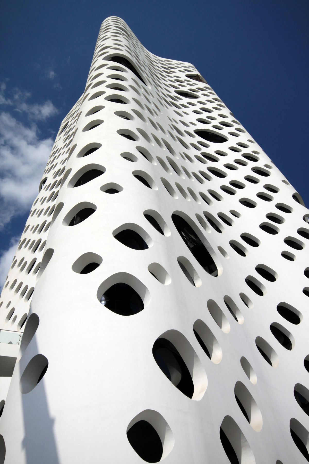 O-14 Tower by Reiser + Umemoto