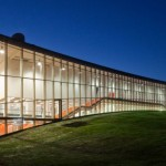 EMÜ Sports Hall by Salto Architects
