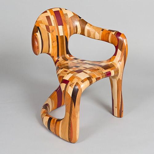 British Designers Ian Spencer And Cairn Young Have Created The Corsica Chair.  .