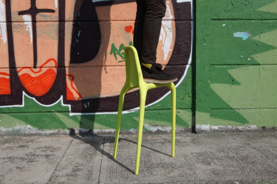 The NONO' Chair by Stefano Soave for Alma Design