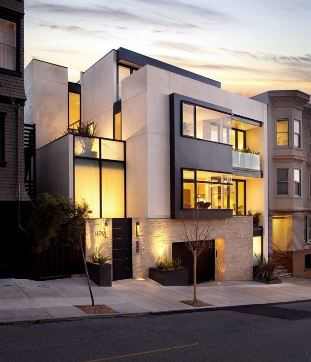 Russian Hill Residence by John Maniscalco Architecture | CONTEMPORIST