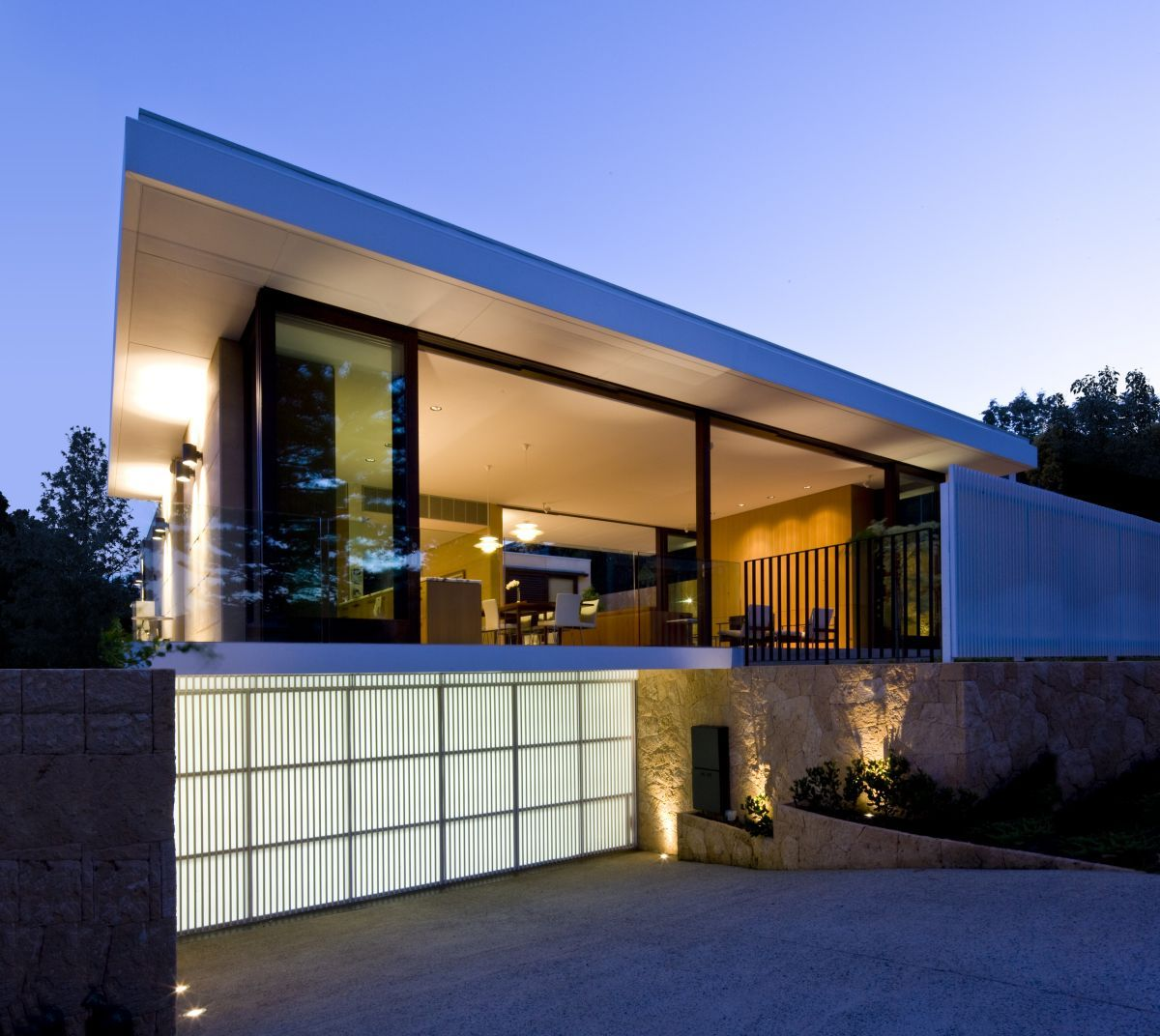 Salvado Street Residence By Bates Smart Architects · «