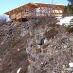 The Yukon Suspension Bridge by Scott M. Kemp Architect