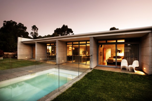 Hofman And Brown Architects Have Designed The Esuoh House In Yallingup, Western  Australia.