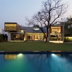 Hyderabad House by Rajiv Saini & Associates