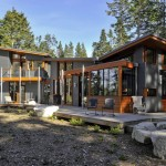 Lopez Island Residence by David Vandervort Architects