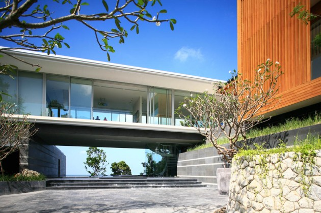 Villa Mayavee By Tierra Design Contemporist - Ubon-house-in-thailand-by-supermachine-studio