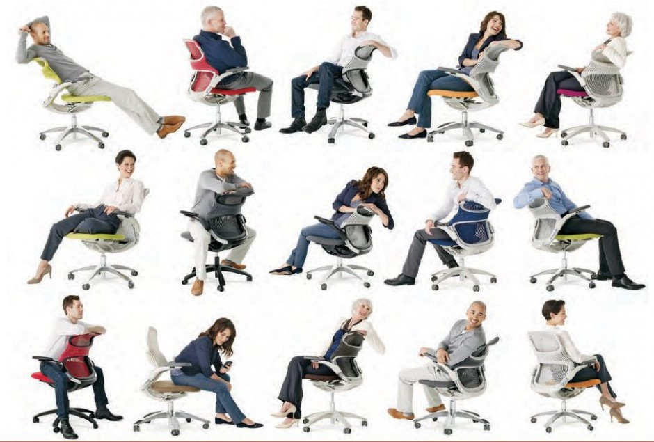 Can An Office Chair Really Be This Fun
