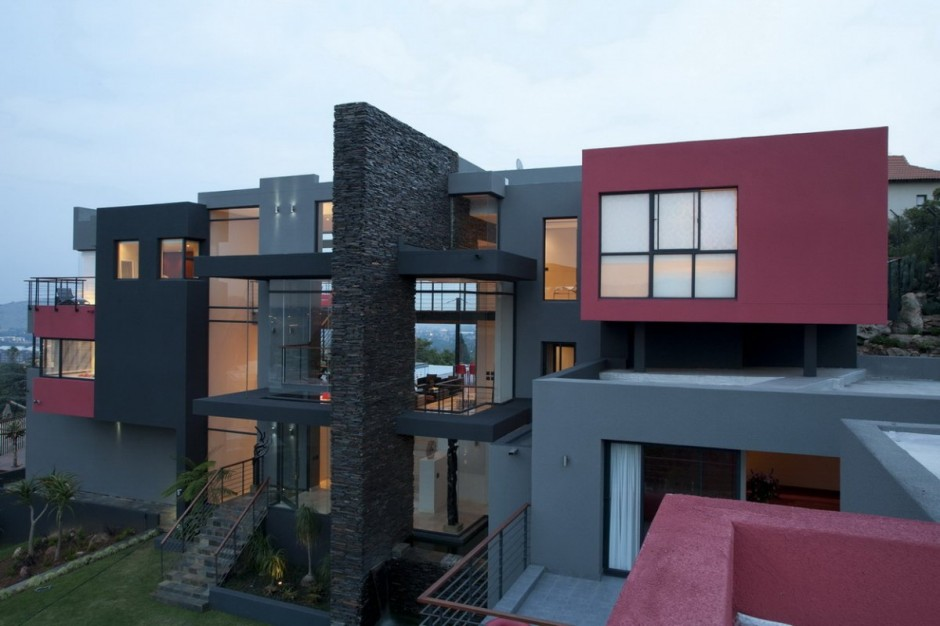 Architectural designs for nairalanders who want to build for Modern south african home designs