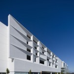 Mission Bay Block 27 Parking Structure by WRNS Studio
