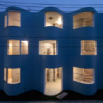 SMG Apartments by Mejiro Studio