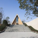Mei Li Zhou Church by Tsushima Design Studio