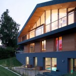 House in Genolier by LRS Architects