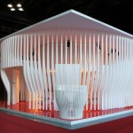 Blowing in the Wind Pavilion by Riccardo Giovanetti
