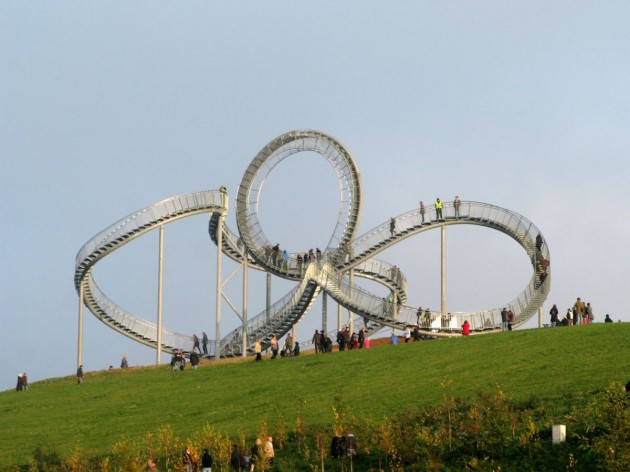 Tiger Turtle Magic Mountain By Heike Mutter And Ulrich