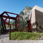 The Timmelsjoch Experience Garnets by Werner Tscholl
