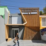 Incubadora Social by Shine Architecture