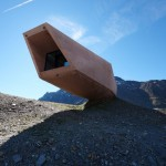 The Timmelsjoch Experience Pass Museum by Werner Tscholl