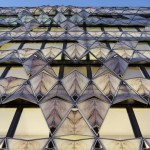Origami Building by Manuelle Gautrand Architecture