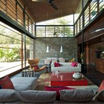 Brick Kiln House by SPASM Design Architects