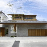 House in Hinomiya by TSC Architects