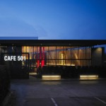 Café 501 by Elliott + Associates Architects