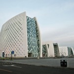 7th Strawberry Symposium Exhibition Center + Hotel by DADA Architecture