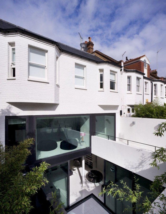 Good Andy Martin Architects Have Completed The Mews 02 Residence In London. . Amazing Design