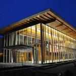 Nanaimo Cruise Ship Terminal by Checkwitch Poiron Architects