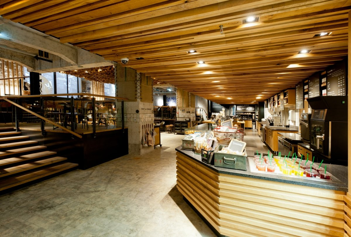 Coffee Shop Design Inspiration Starbucks Coffee Shop Design