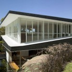 Skirt + Rock House by MCK Architects