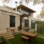 Watersmark 35 House by Mell Lawrence Architects