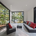 Hill-Maheux Cottage by Kariouk Associates