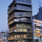 Asakusa Culture Tourist Information Center by Kengo Kuma