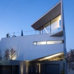N House by Takato Tamagami Architectural Design