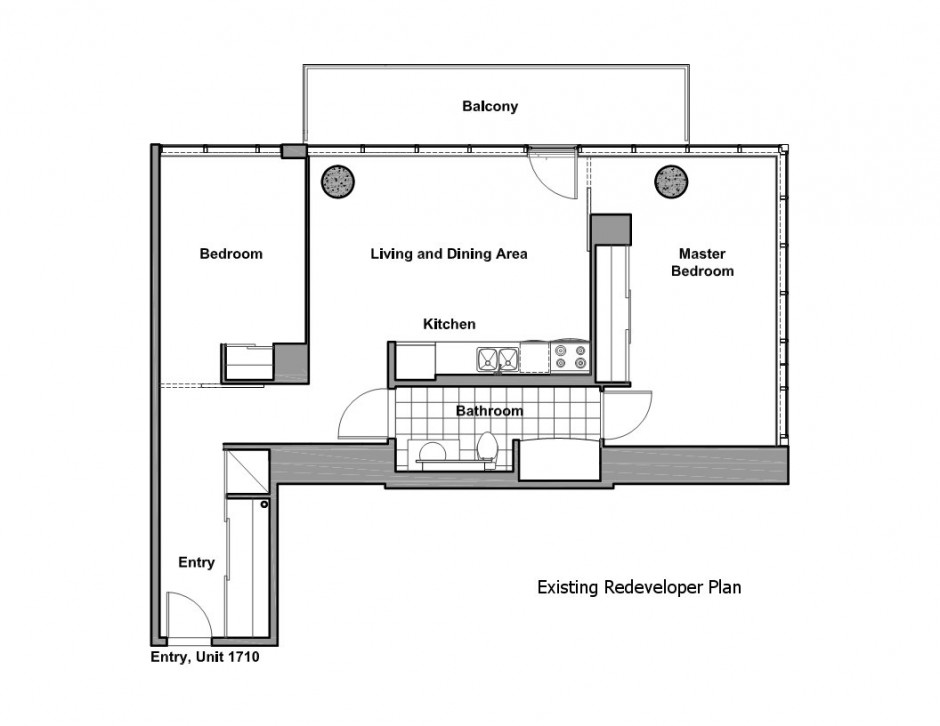 Inspiring 850 Square Feet Photo House Plans 31460