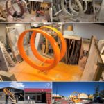 The Making of the Opto Sculpture by Phil Price (VIDEO)