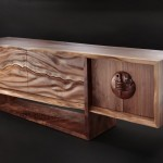 The Big Sur Credenza by Jory Brigham
