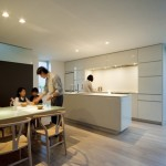 Mita Residence by YJP Architecture and Toyoda and Associates