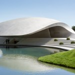 Porsche Pavilion by HENN Architects