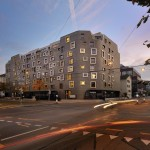 K.I.S.S. Apartment building by Camenzind Evolution