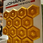 Sound Absorbent Panels by Johanson Design at 100% Design