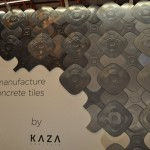 KAZA Concrete Tiles at 100% Design