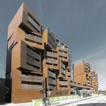 Basket Apartments by OFIS Architects