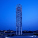 Tower of Ring by EASTERN Design Office